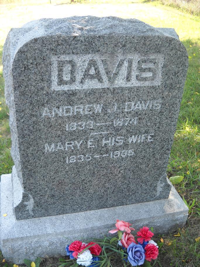 Andrew J Davis