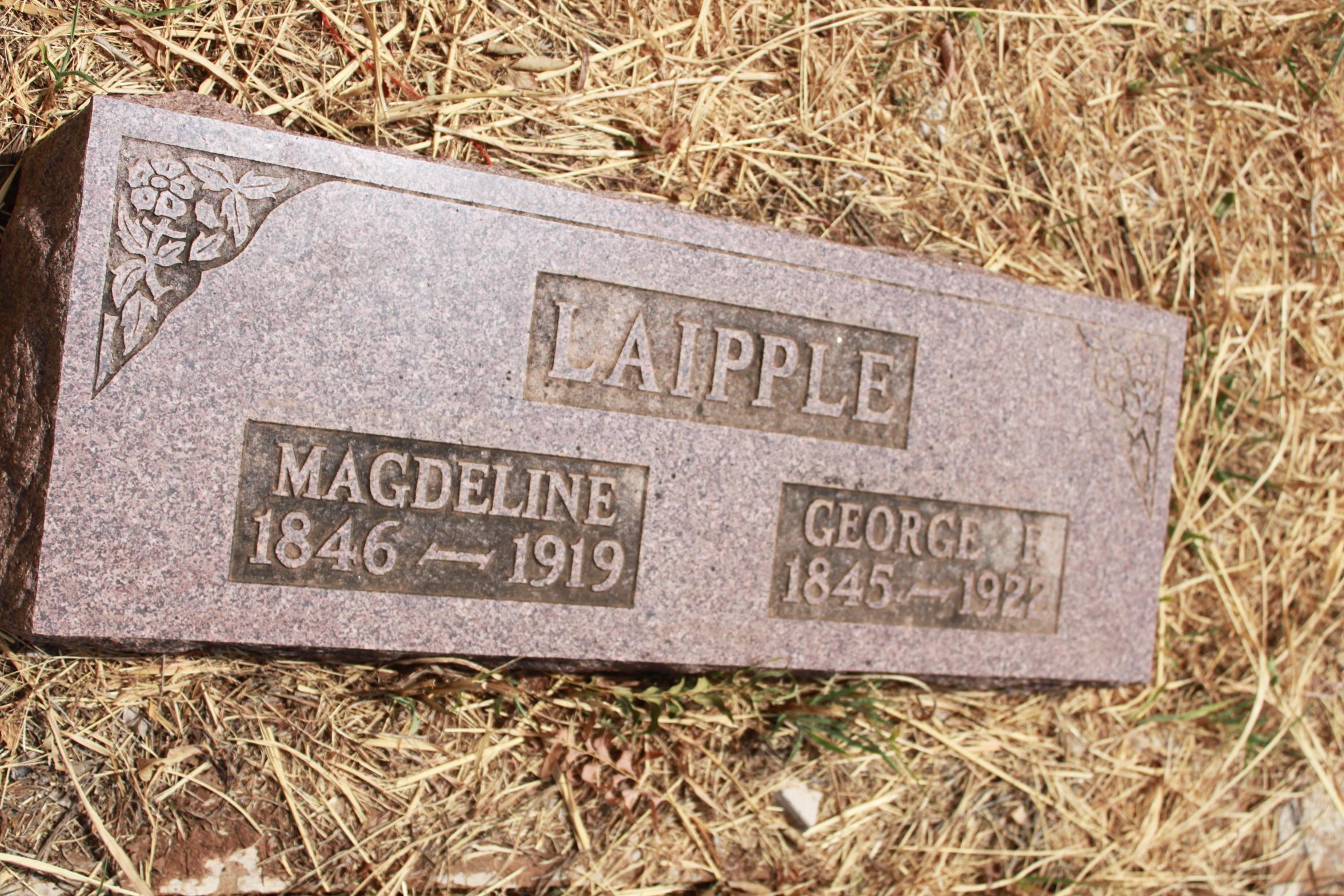 Magdeline Laipple