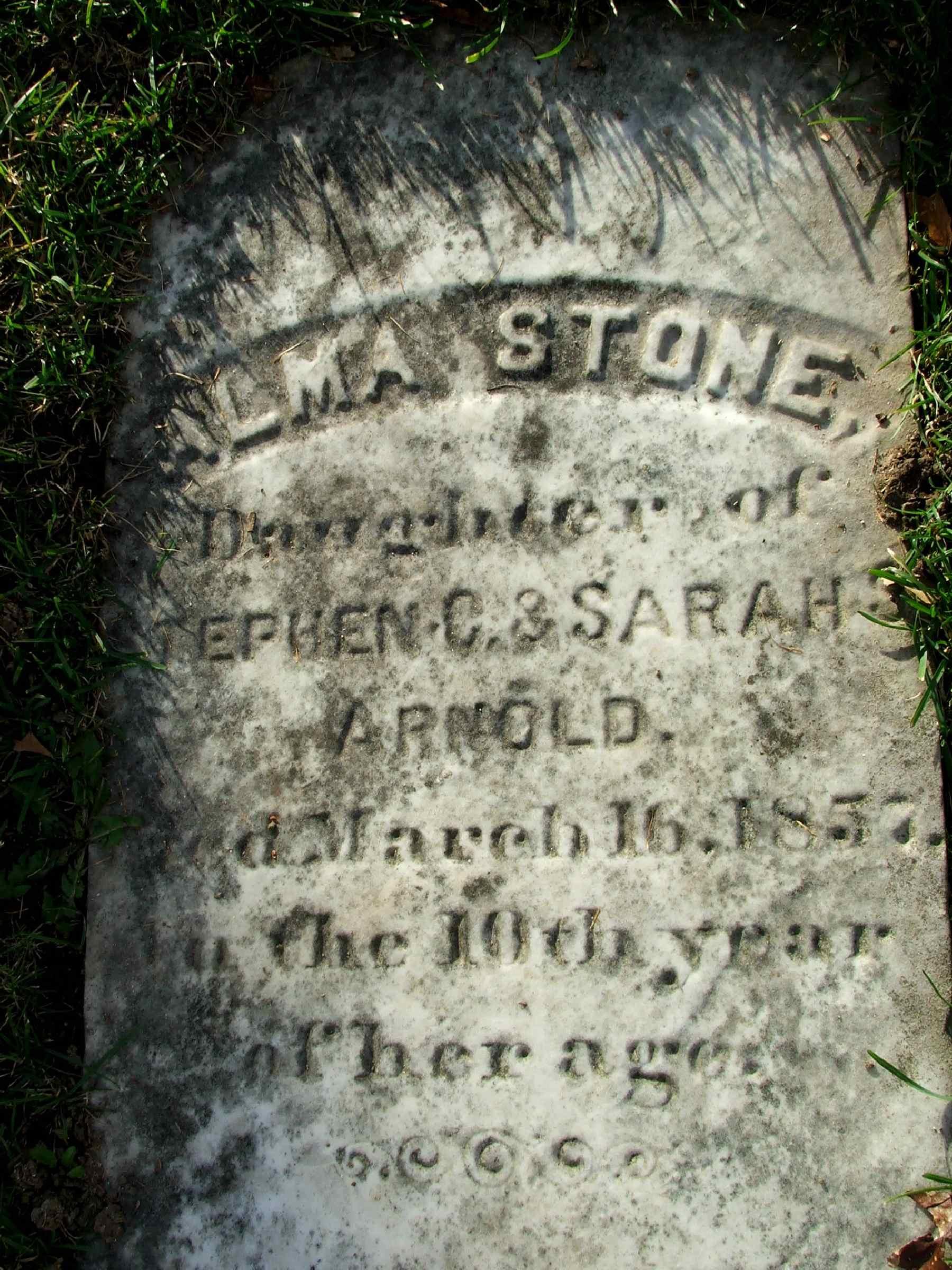 Alma Stone Arnold