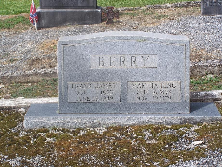 Martha <i>King</i> Berry