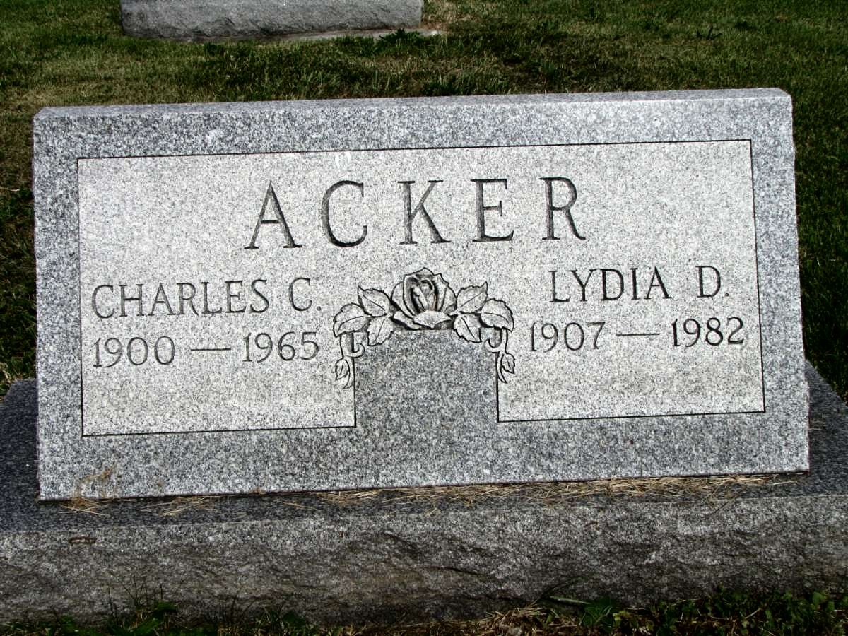 Charles Clarence Acker