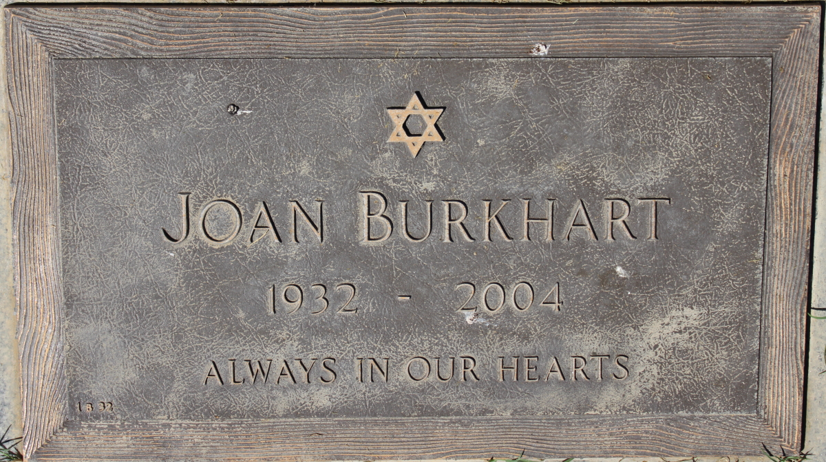 Joan Burkhart