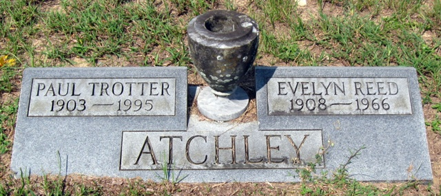 Evelyn <i>Reed</i> Atchley