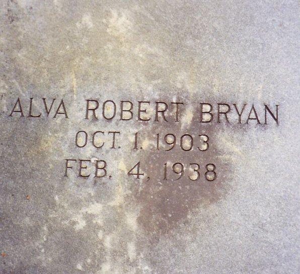 Alva Robert Bryan
