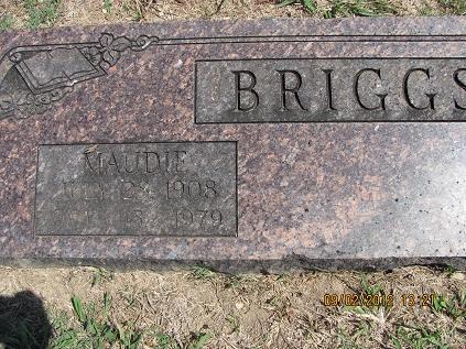Maudie Briggs