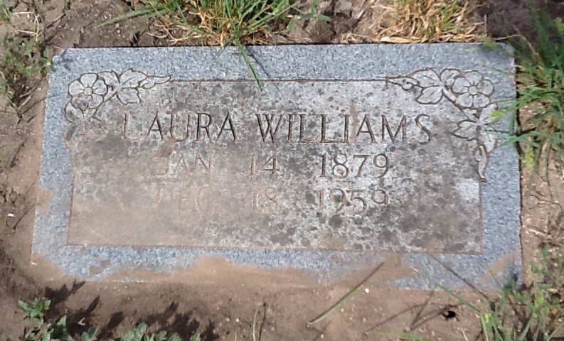 Laura <i>Roberts</i> Williams