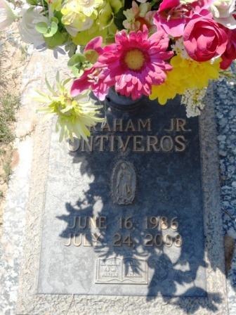 Abraham Ontiveros, Jr