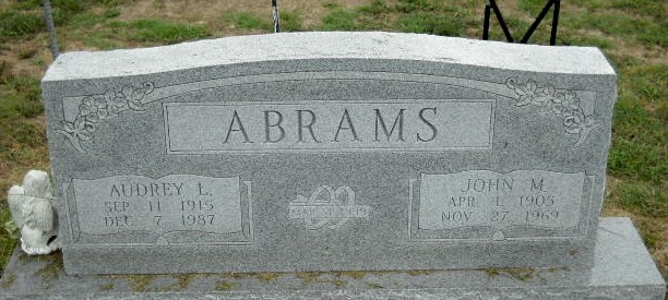 Audrey L. Abrams
