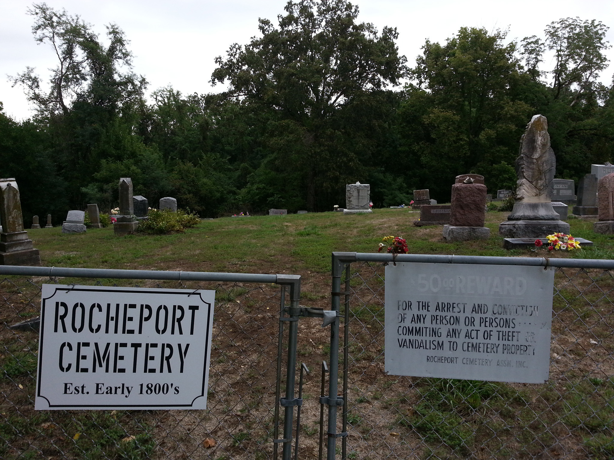 Rocheport City Cemetery