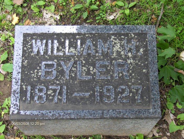 William Henry Byler