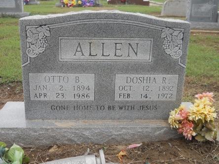 Otto B. Allen