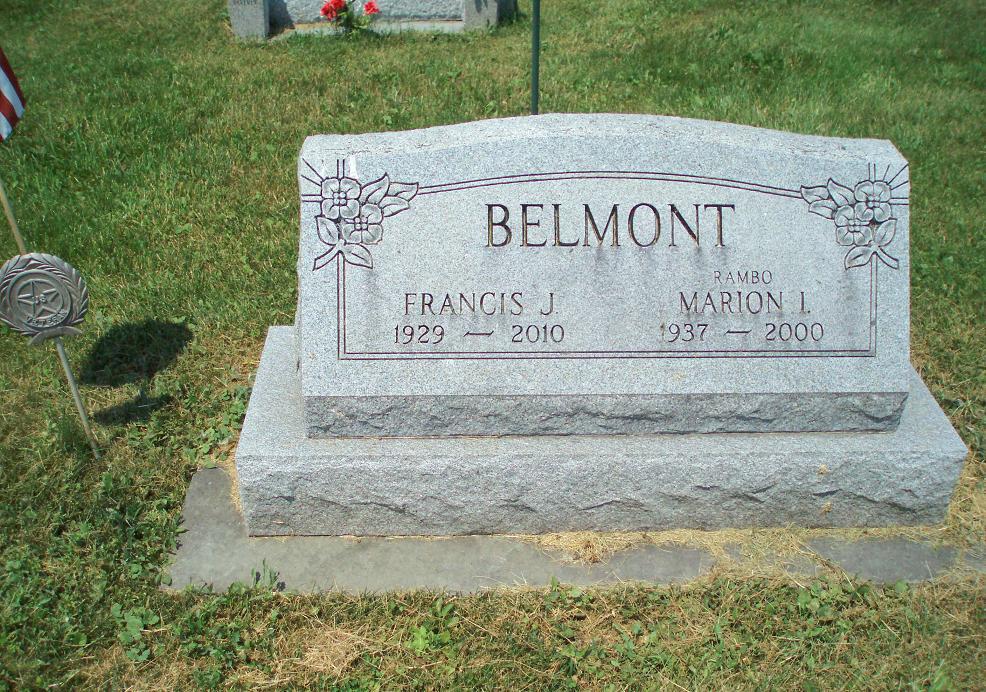 Marion I. <i>Rambo</i> Belmont