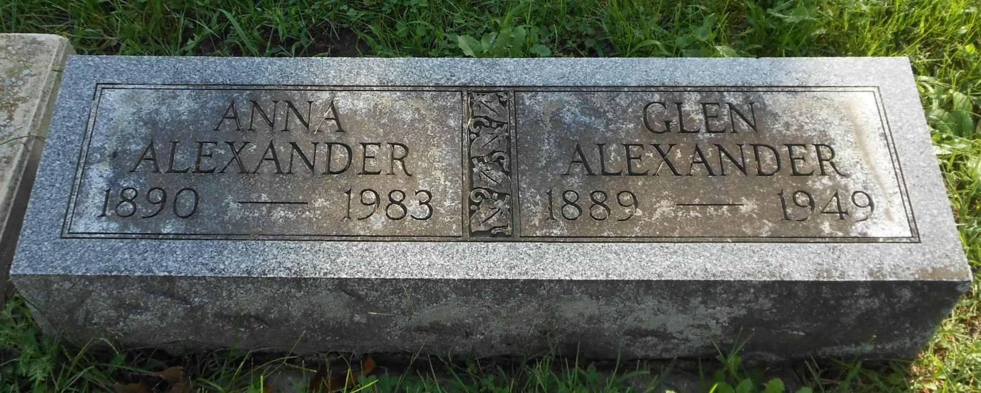Glen Alexander