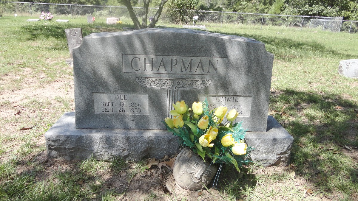 William Thomas Tommie Chapman