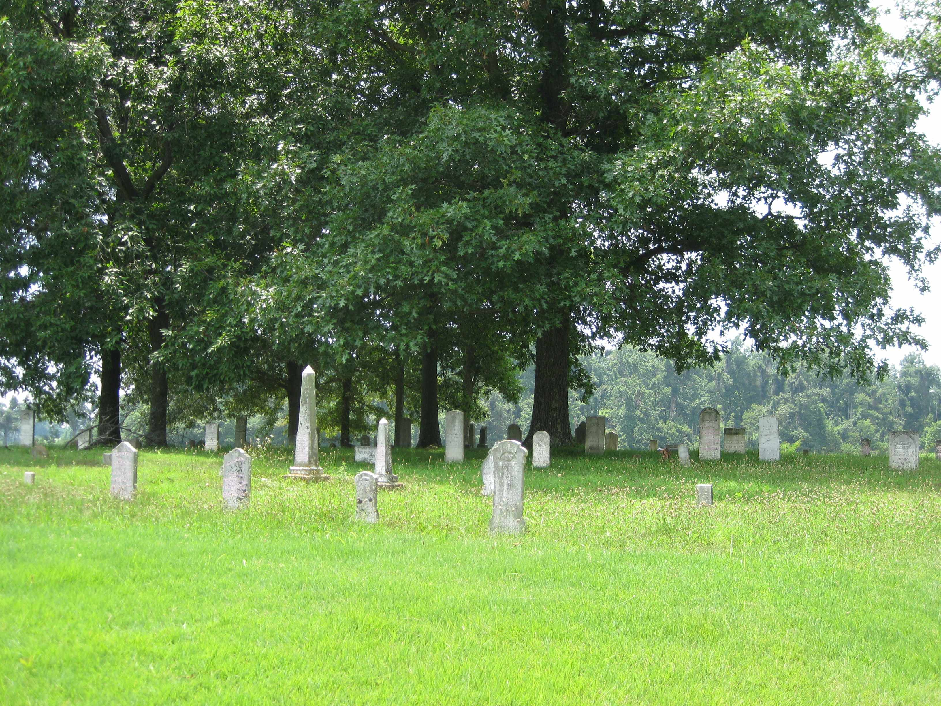 Nellie Davis Cemetery