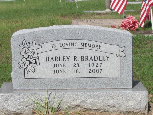 Harley Rembert Bradley