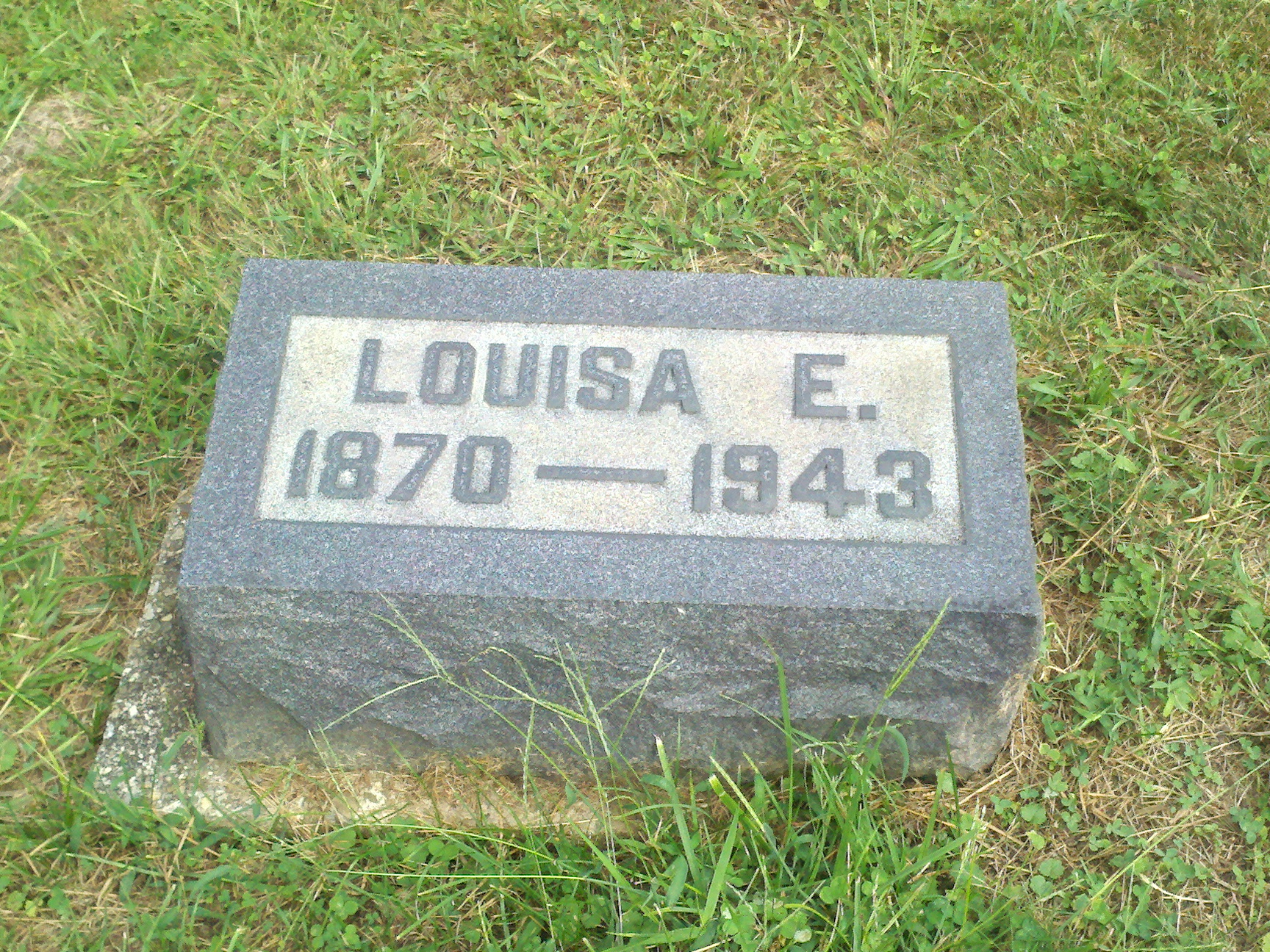 Louisa <i>Pruden</i> Carpenter