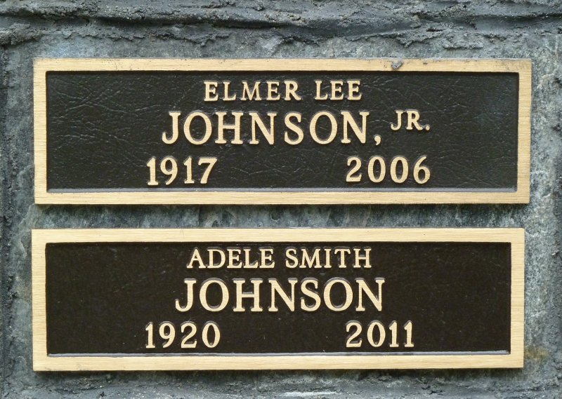 Adele <i>Smith</i> Johnson