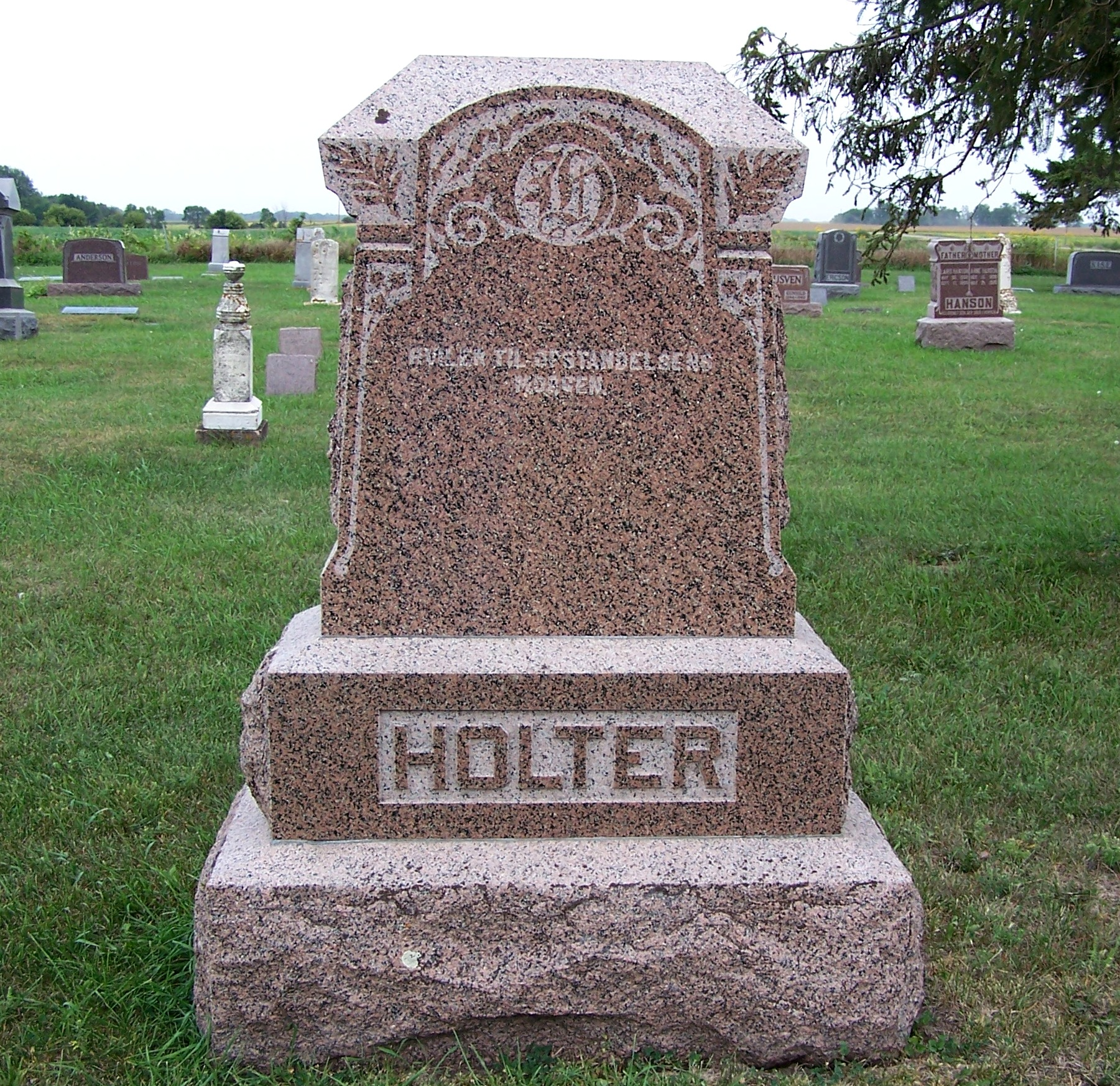 Carl J Holter