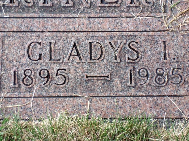 Gladys Irene <i>Cram</i> Baumgartner