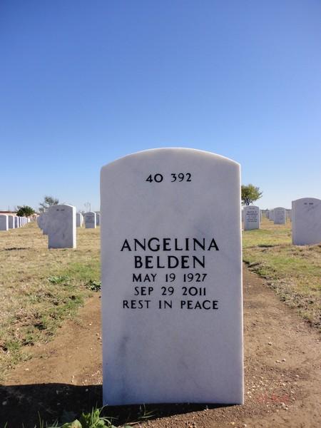 Angelina Belden
