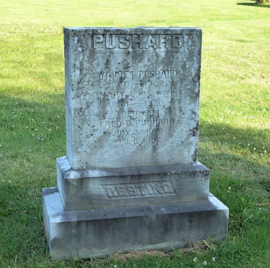 Frederick B. Pushard
