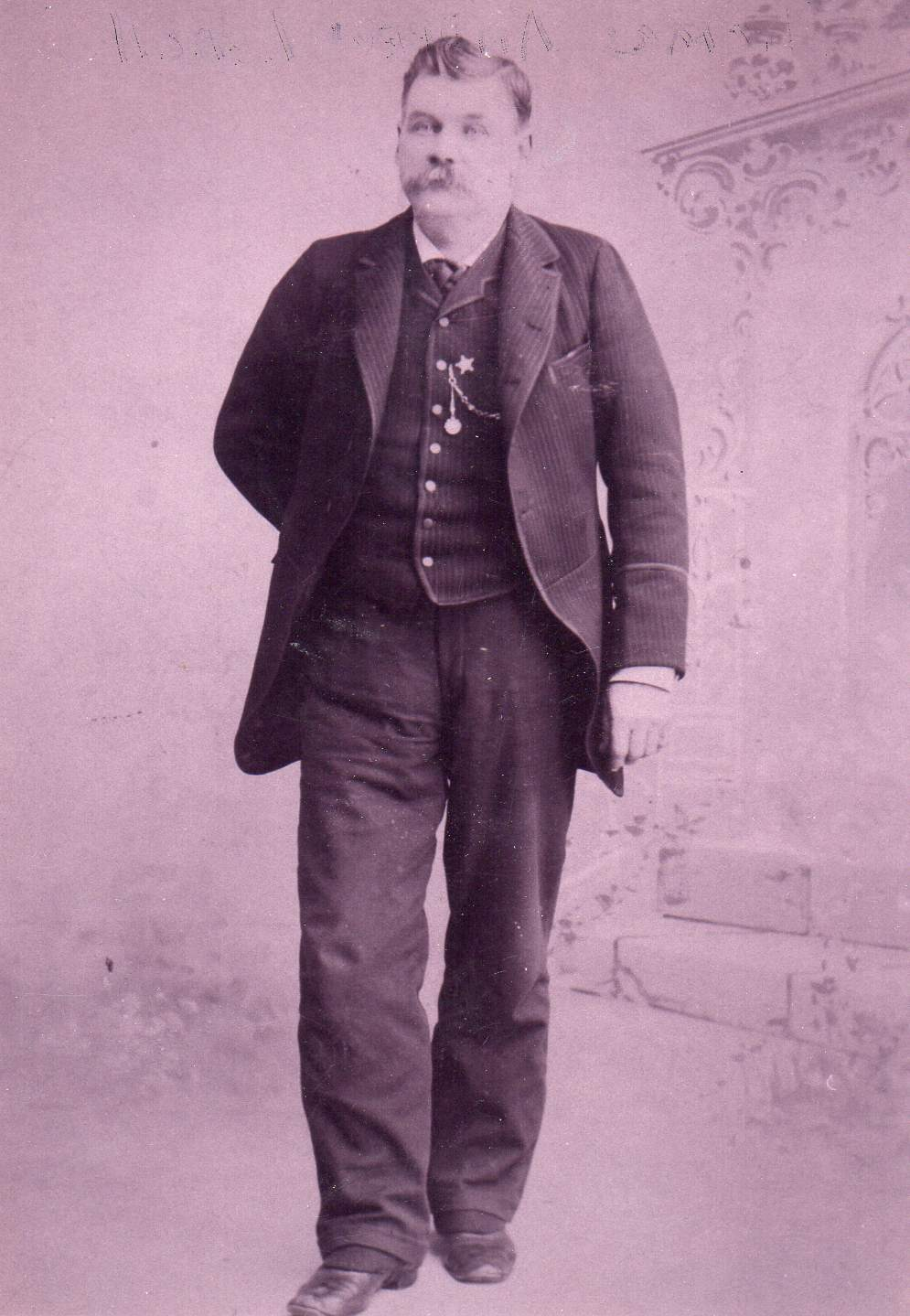 Thomas Andrew Leach