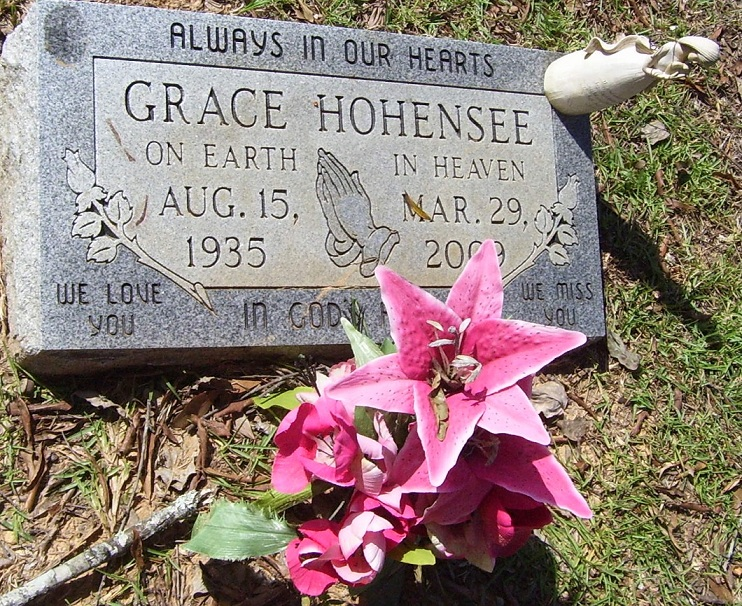 Grace <i>Smith</i> Hohensee