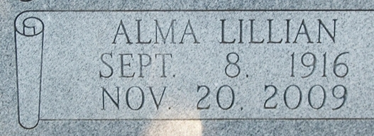 Alma Lillian <i>Stone</i> Barnes