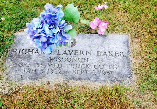 Richard Lavern Baker