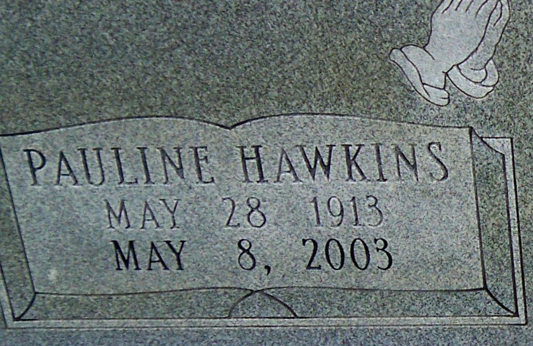 Pauline <i>Hawkins</i> Ballard