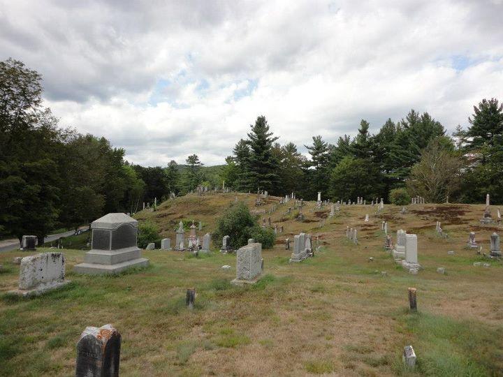 Plymouth Notch Cemetery