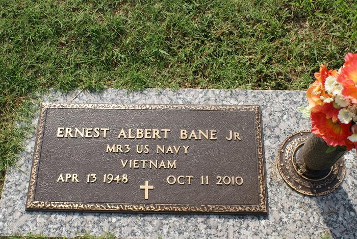 Ernest A Ernie Bane, Jr