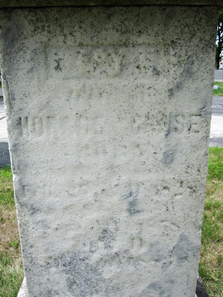 Mary H. <i>Davis</i> Chase