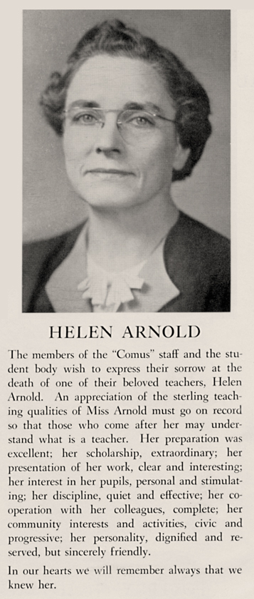Helen Lucille Arnold