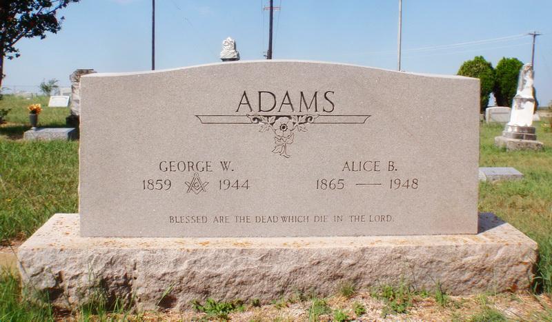 George Washington Adams