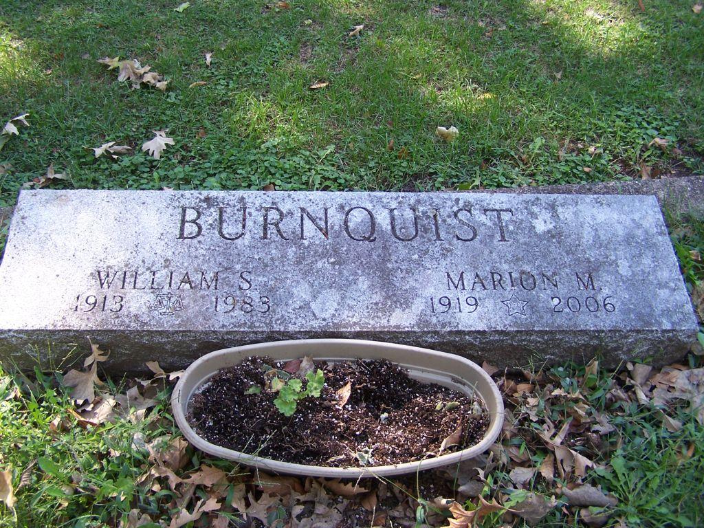Marian M Burnquist