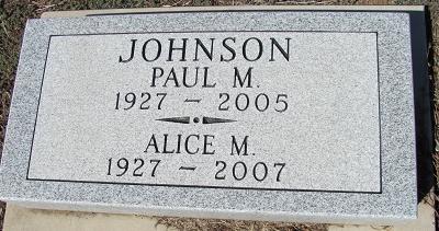 Paul M. Johnson