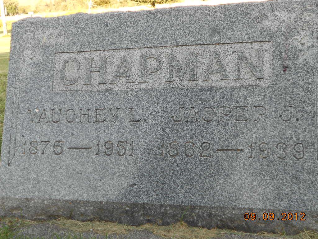 Jasper Justice Chapman