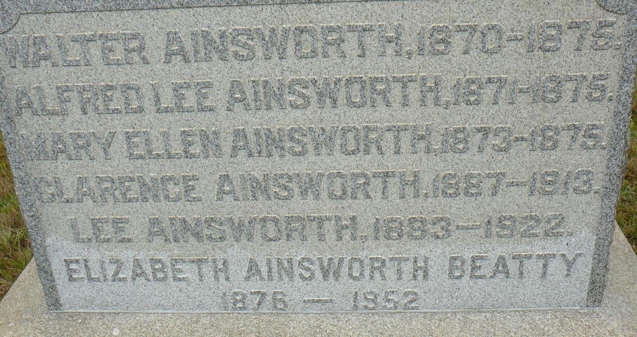 Walter Ainsworth