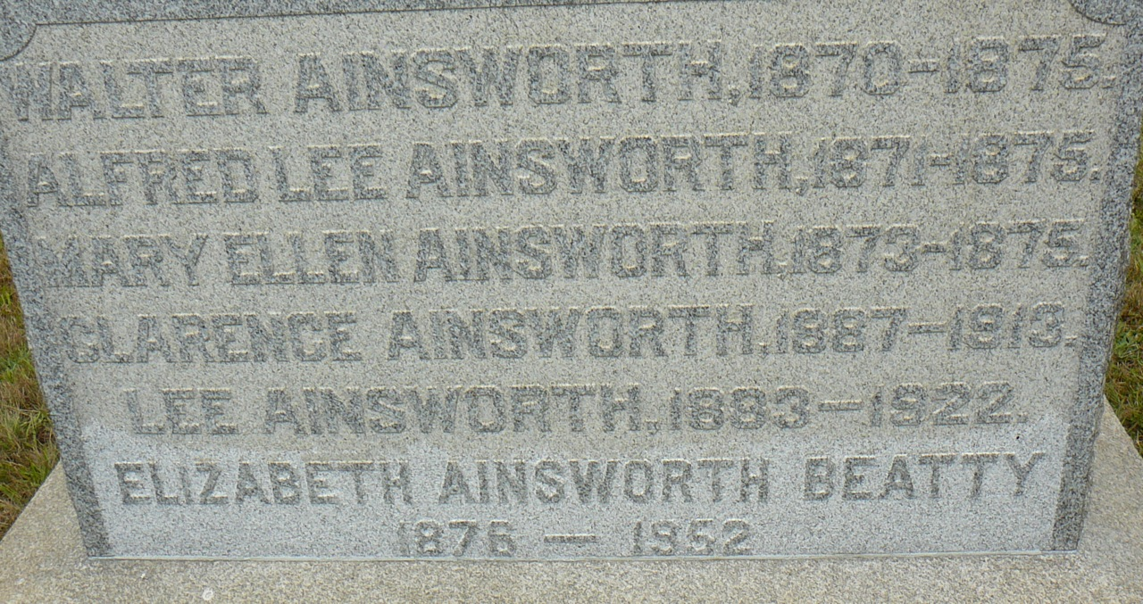 Clarence Ainsworth