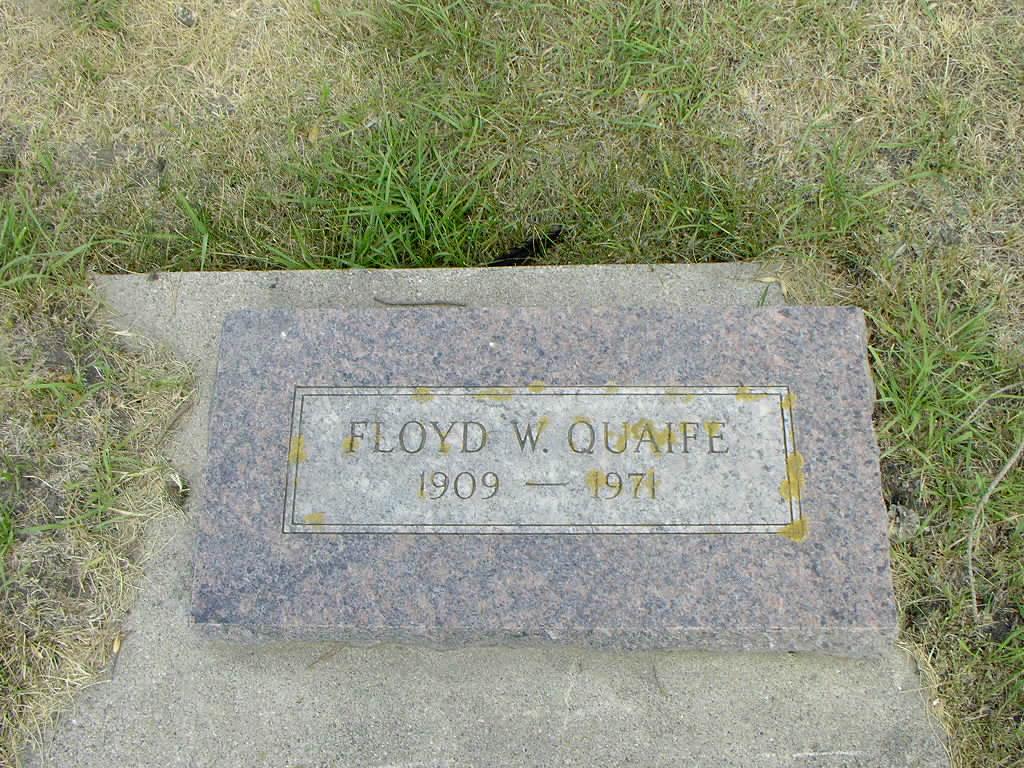 Floyd William Quaife