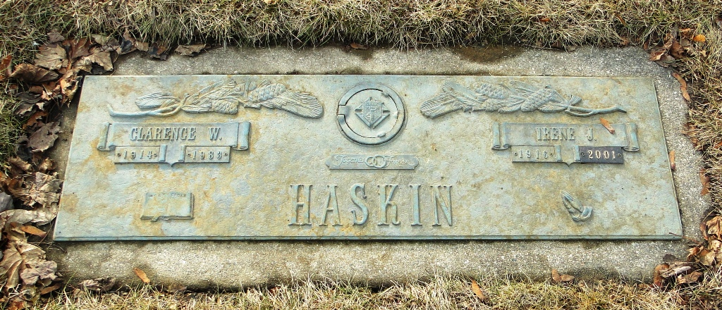 Clarence Haskin