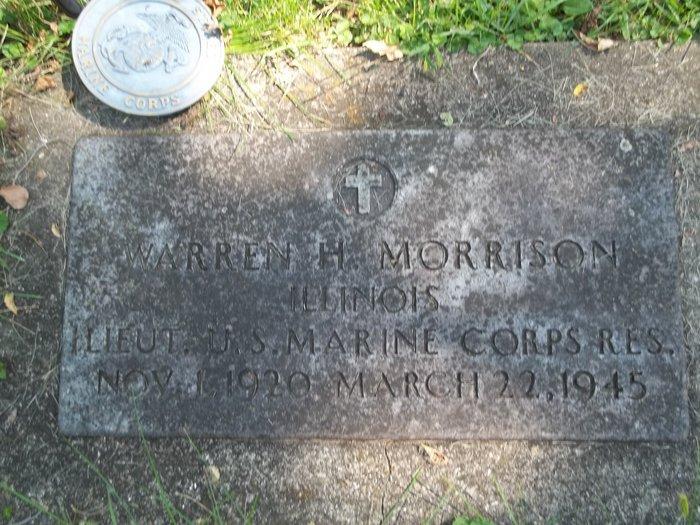 Warren Henry Morrison