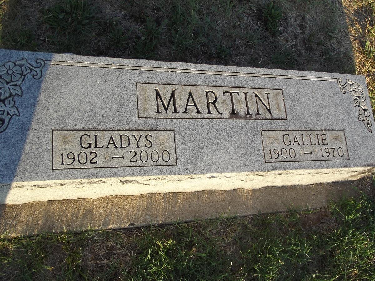 Gallie Martin