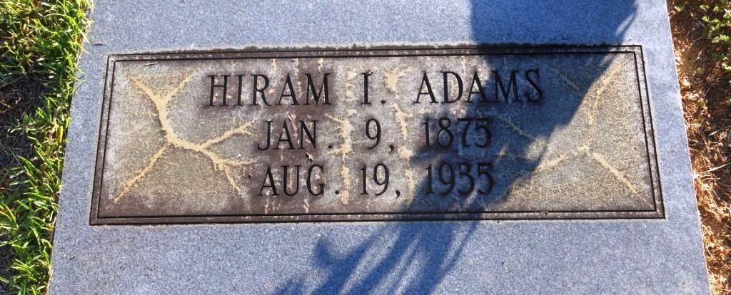 Hiram I. Adams