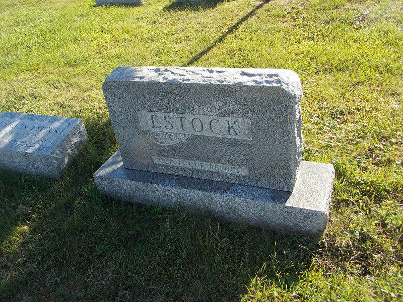 Mary <i>Sabol</i> Estock