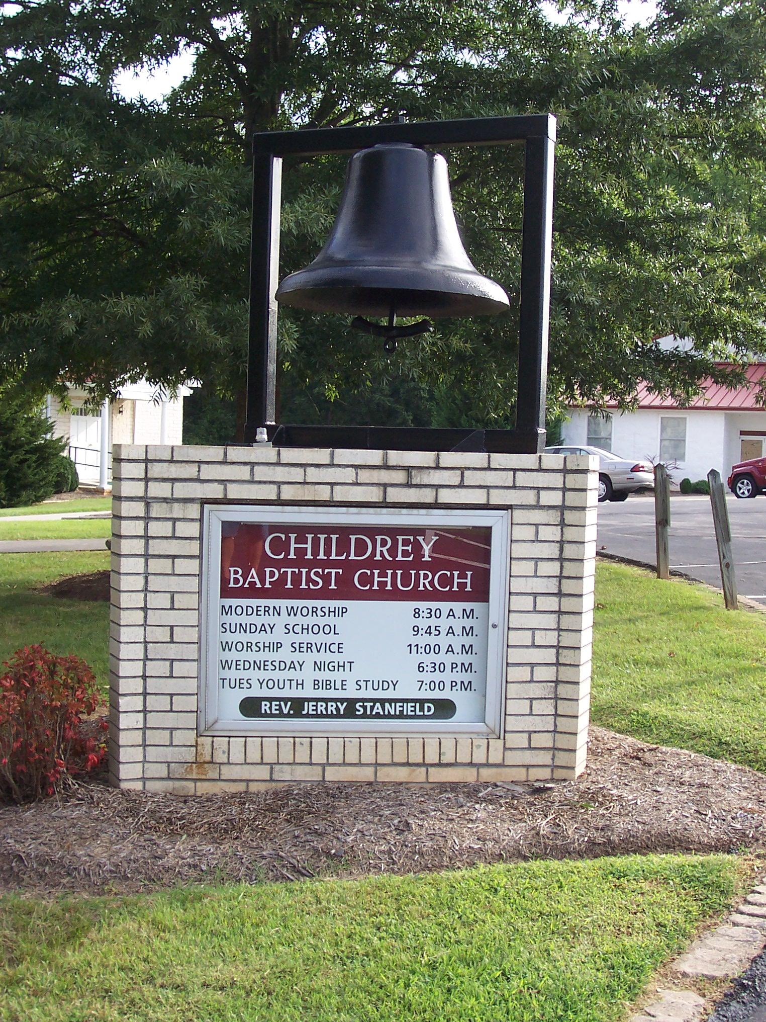 Childrey Baptist Church Cemetery