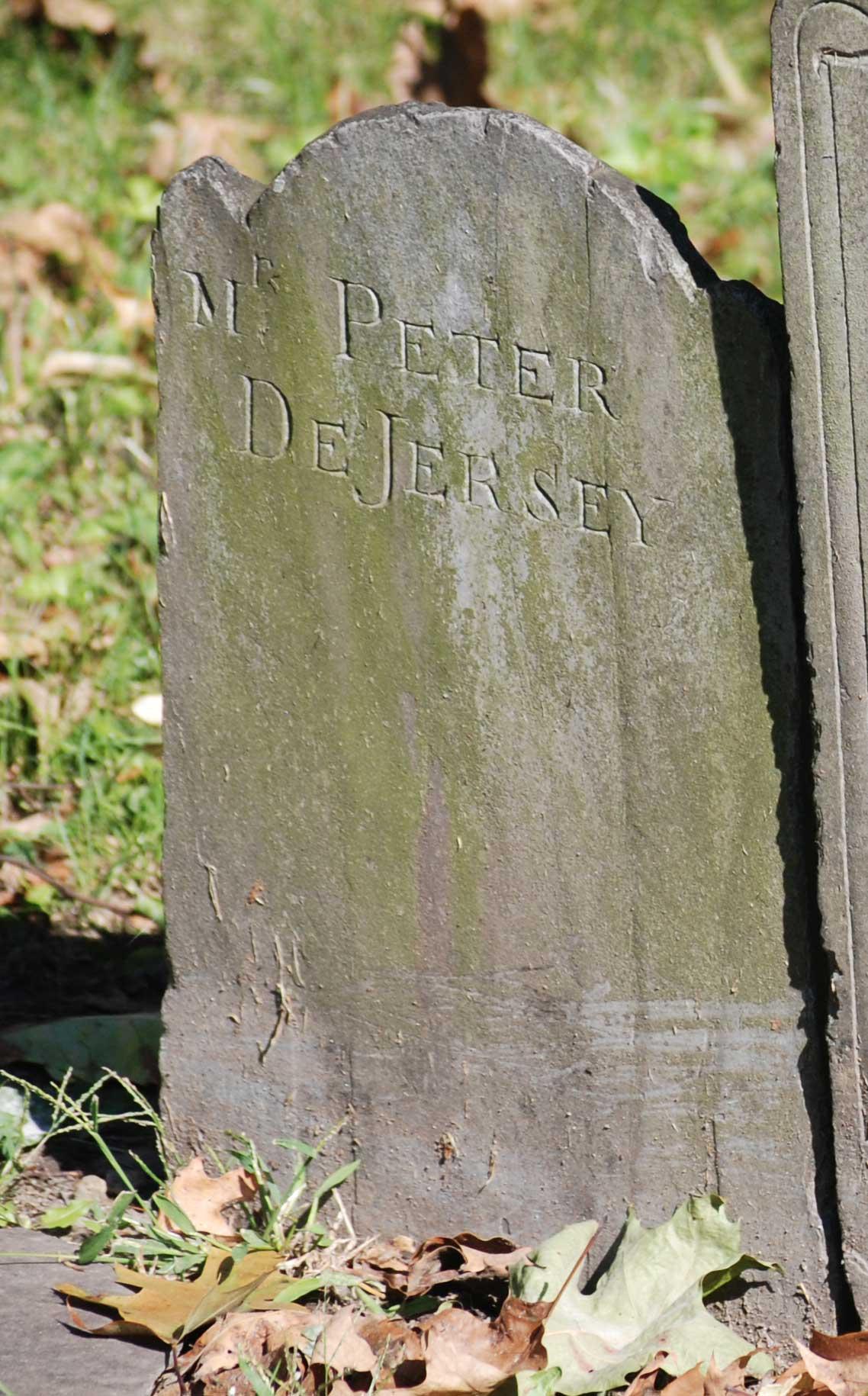 Peter De Jersey