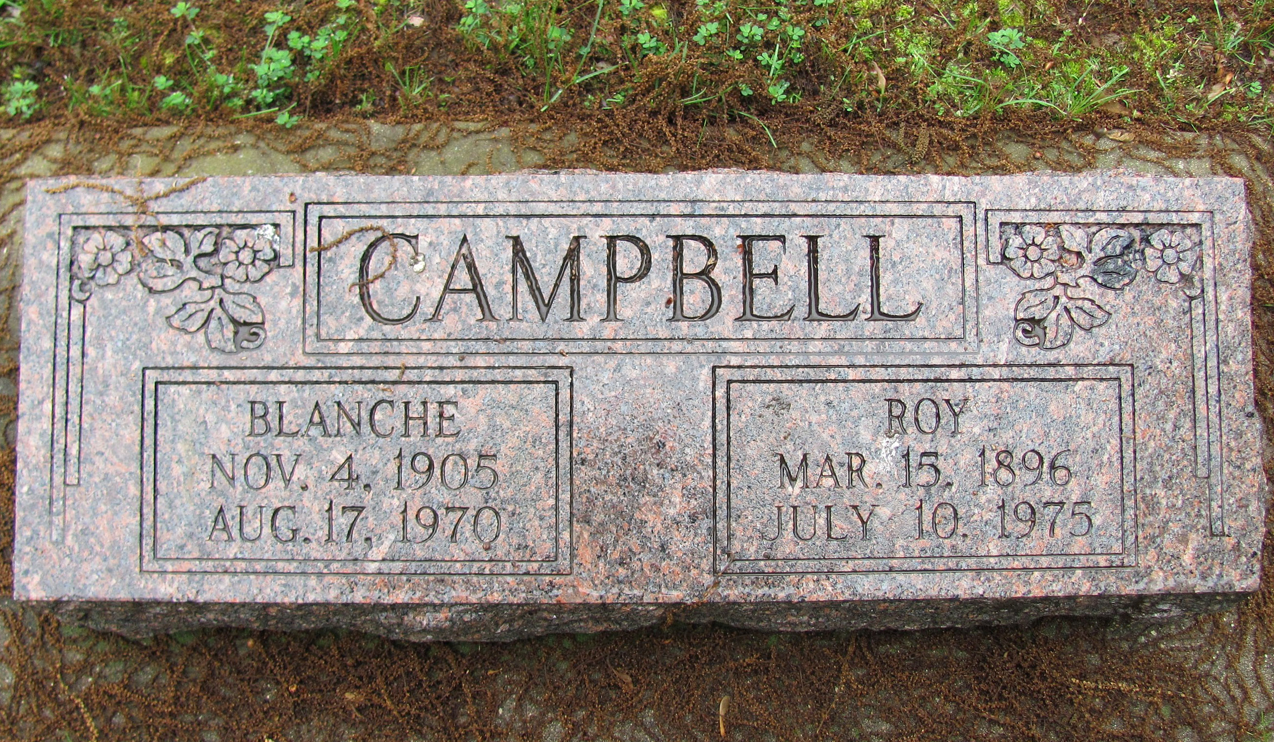 Blanche <i>Grant</i> Campbell
